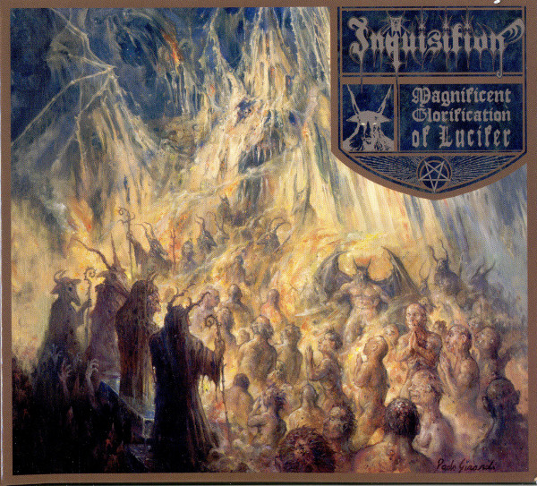 Inquisition - Magnificent Glorification Of Lucifer - 2004