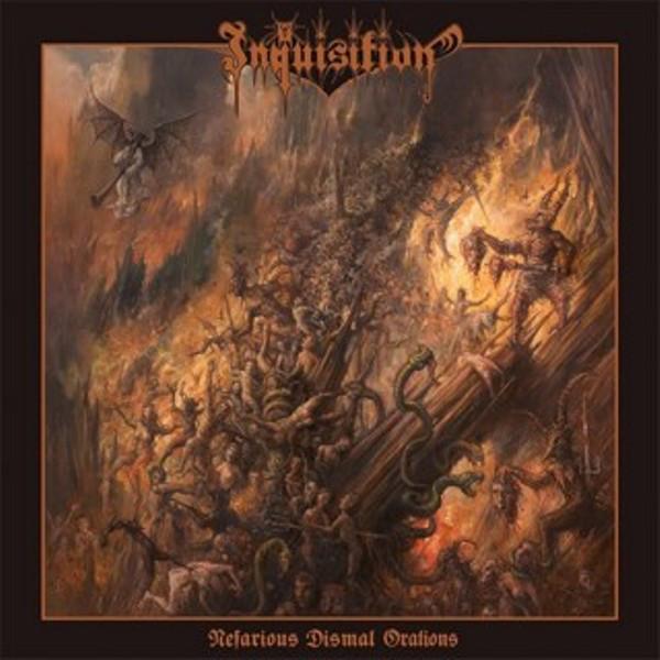 Inquisition - Nefarious Dismal Orations - 2007