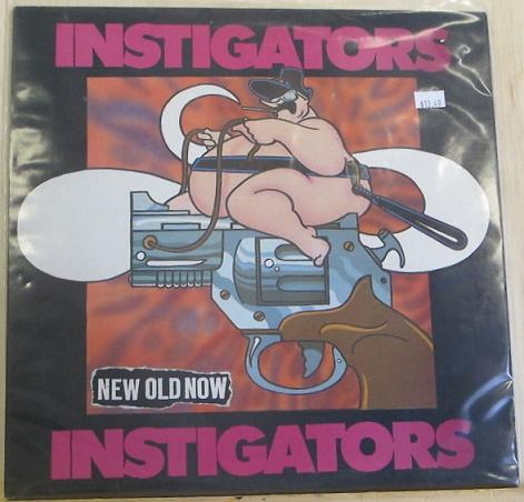 Instigators - New Old Now 1989