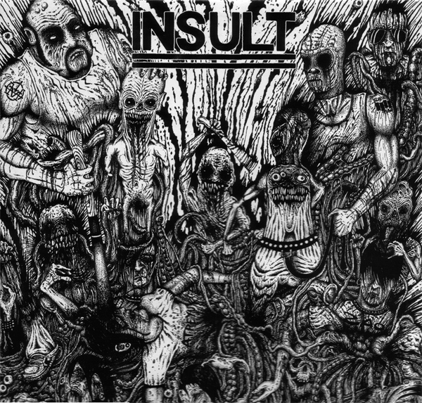 Insult - Emobashing Fastcore Pimps 1998/2003