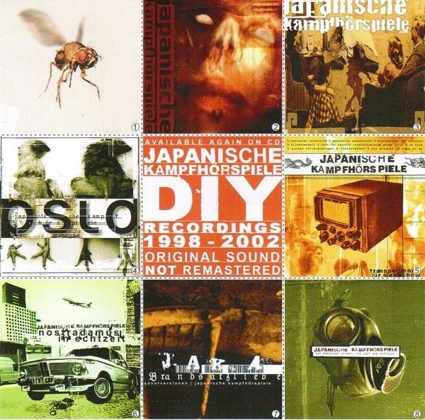 Japanische Kampfhörspiele - Früher War Auch Nicht Alles Gut 2006