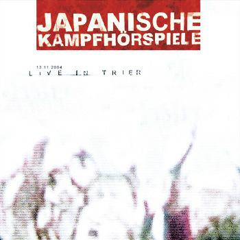 Japanische Kampfhörspiele - Live In Trier 2009