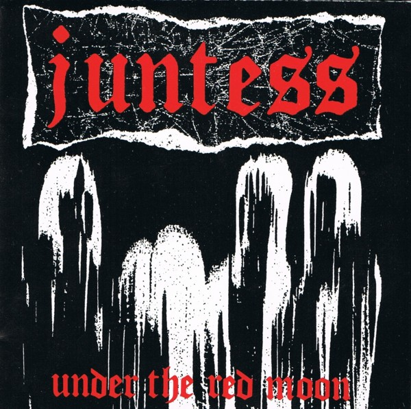 Juntess - Under The Red Moon - 1991
