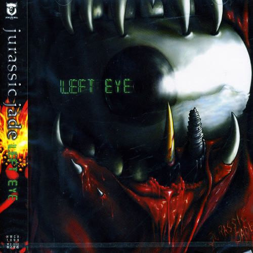Jurassic Jade - Left Eye - 2004
