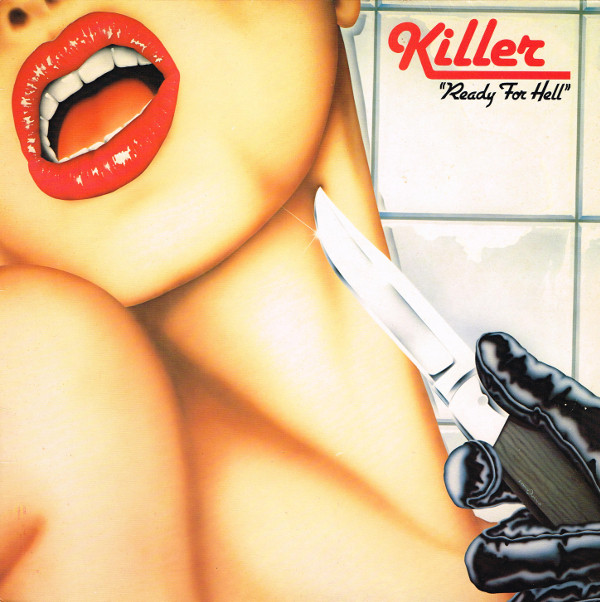 Killer - Ready For Hell - 1980