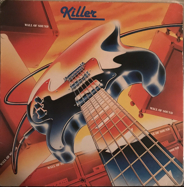 Killer - Wall Of Sound - 1982