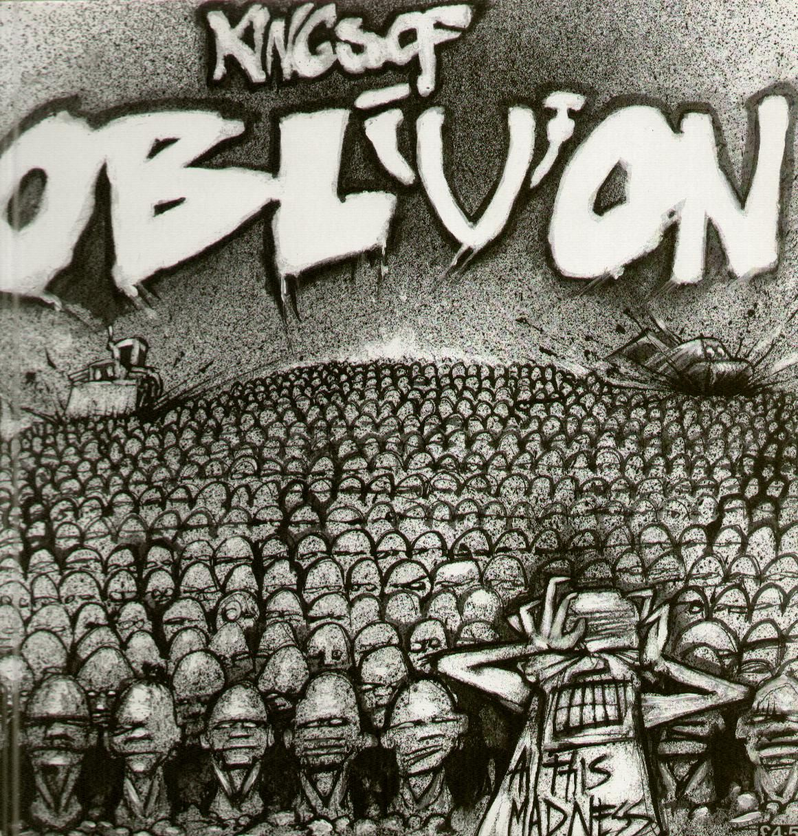 Kings Of Oblivion - All This Madness 1990
