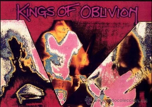 Kings Of Oblivion - Waster Machine 1991
