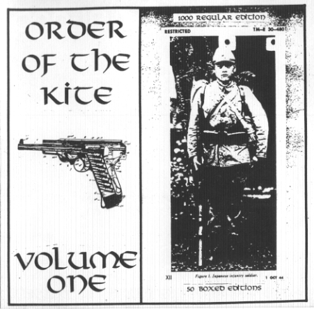 Various Artists - Order Of The Kite-Volume One 1985/1986