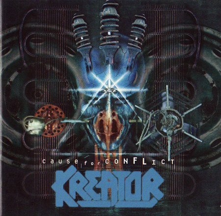 Kreator - Cause For Conflict - 1995