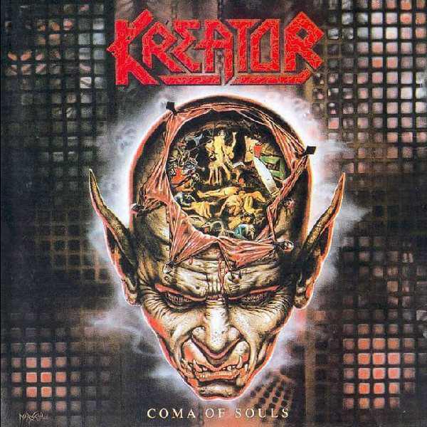 Kreator - Coma Of Souls - 1990