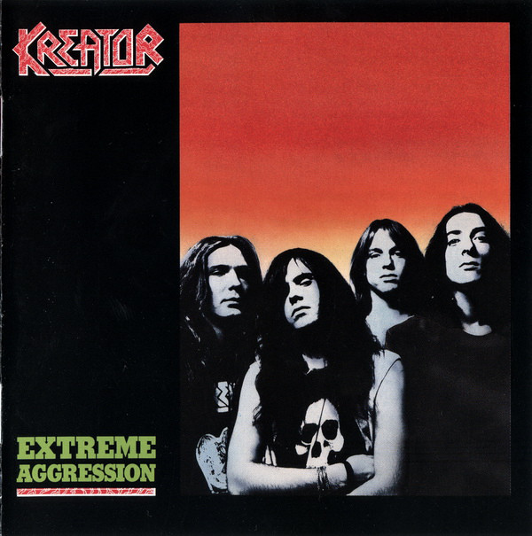 Kreator - Extreme Aggression - 1989
