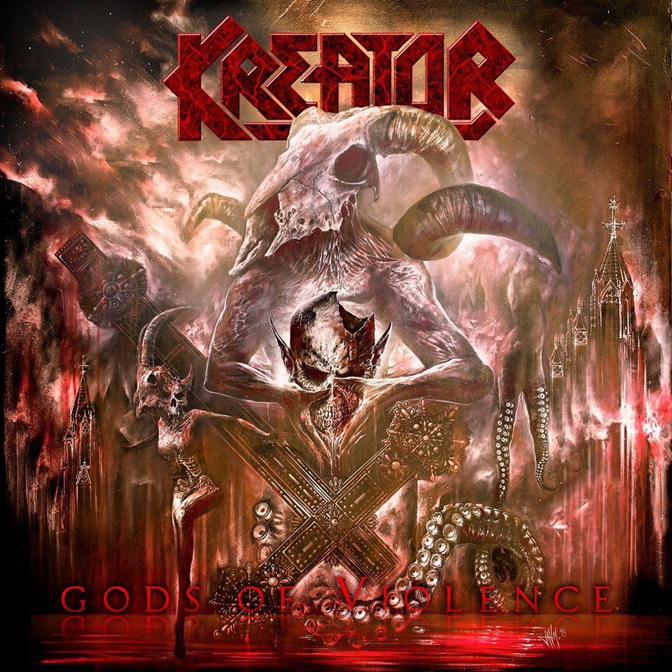 Kreator - Gods Of Violence - 2017
