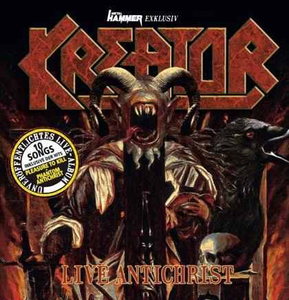 Kreator - Live Antichrist - 2017