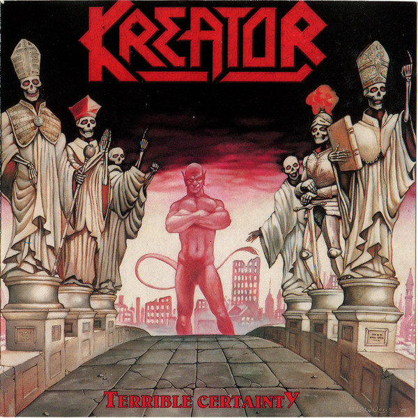 Kreator - Terrible Certainty - 1987