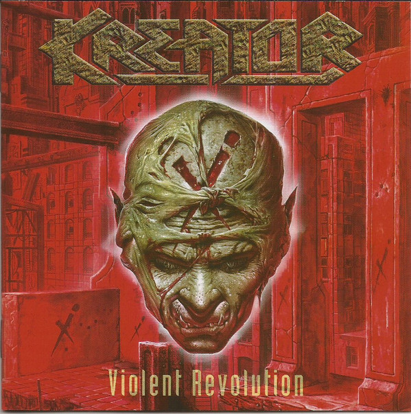 Kreator - Violent Revolution - 2001