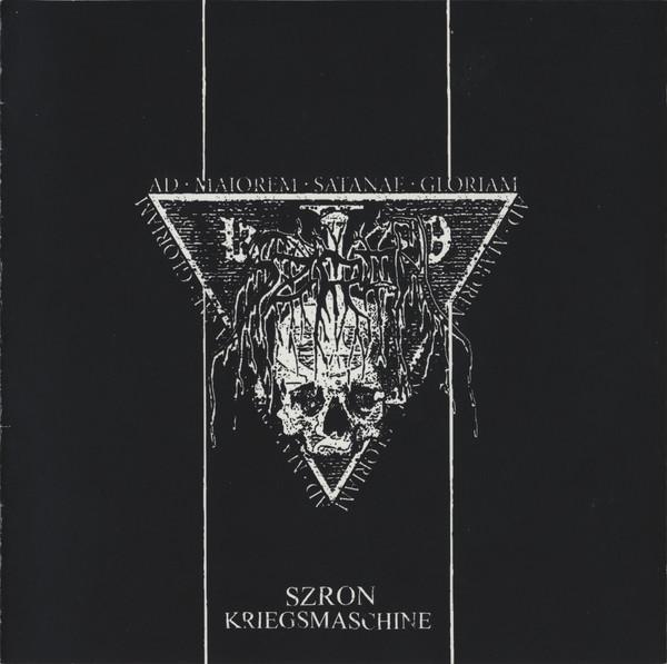 Szron, Kriegsmaschine - Szron / Kriegsmaschine - 2006