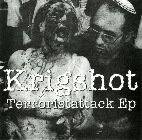 Krigshot - Terroristattack Ep - 1997