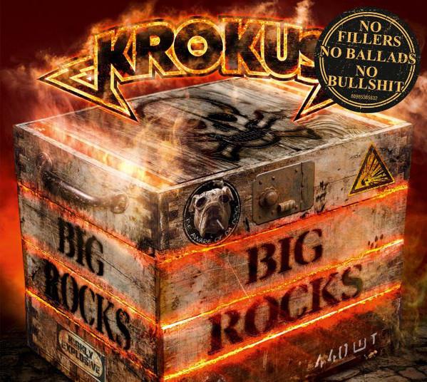 Krokus - Big Rocks - 2017