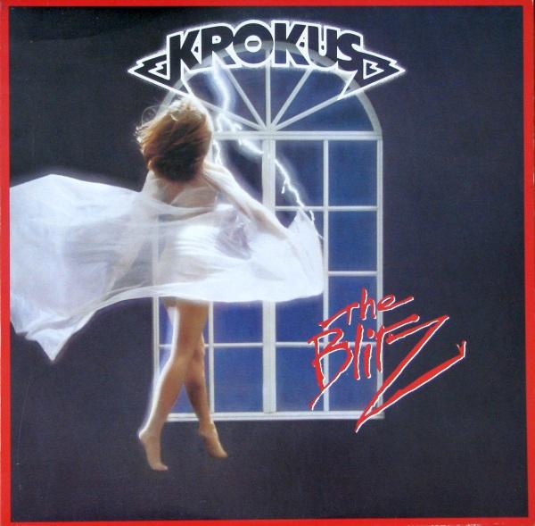 Krokus - The Blitz - 1984