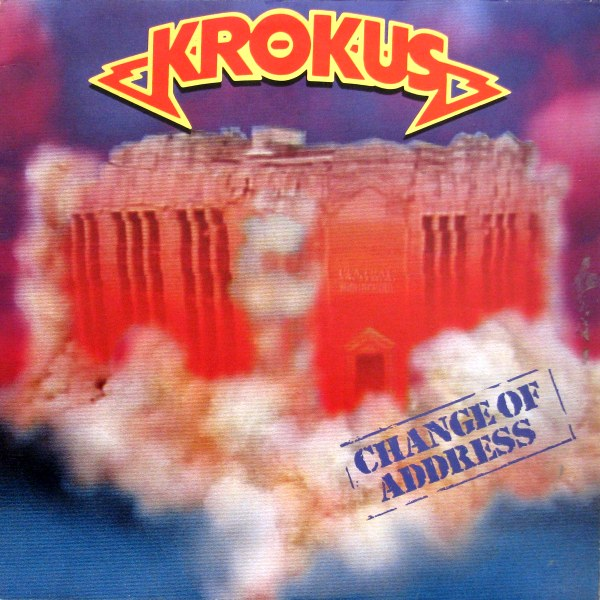 Krokus - Change Of Address - 1986