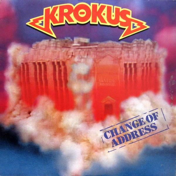 Krokus - Change Of Address - 1986