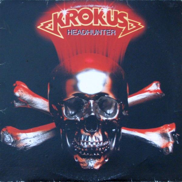 Krokus - Headhunter - 1983