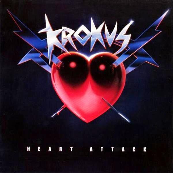 Krokus - Heart Attack - 1988
