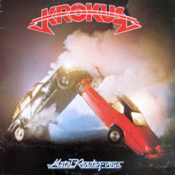 Krokus - Metal Rendez-Vous - 1980