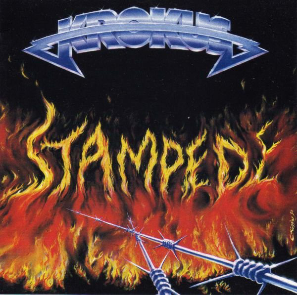 Krokus - Stampede / To Rock Or Not To Be - 1999