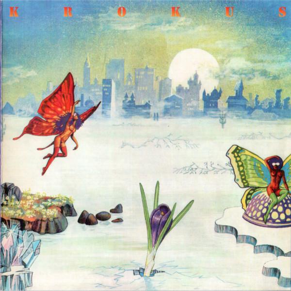 Krokus - Krokus - 1976