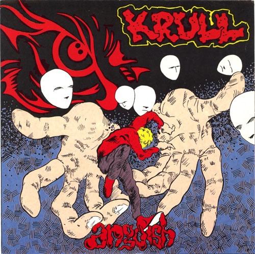 Krull - Anguish - 1989