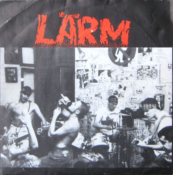 Lärm - Noone Can Be That Dumb 7'' 1986