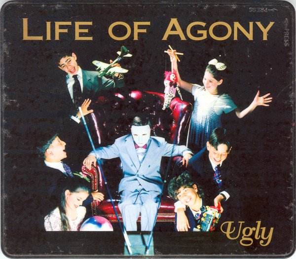 Life Of Agony - Ugly - 1995