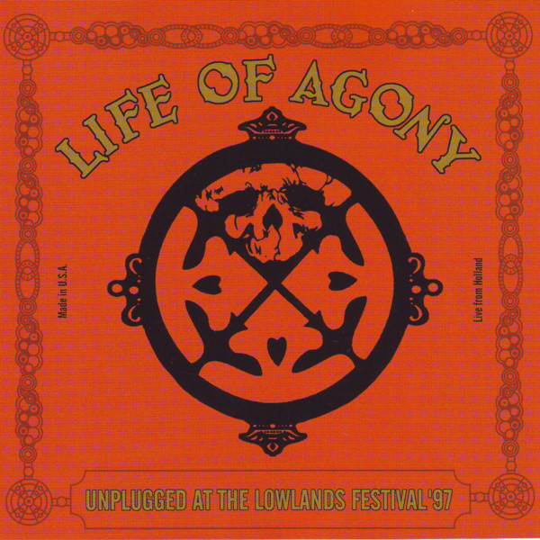 Life Of Agony - Unplugged At The Lowlands Festival '97 - 2000