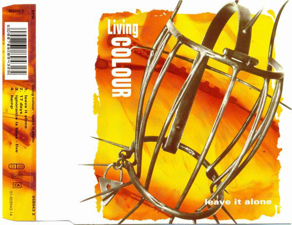 Living Colour - Leave It Alone - 1993