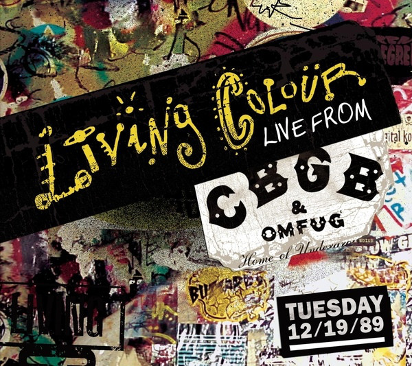 Living Colour - Live From CBGB's - 2004