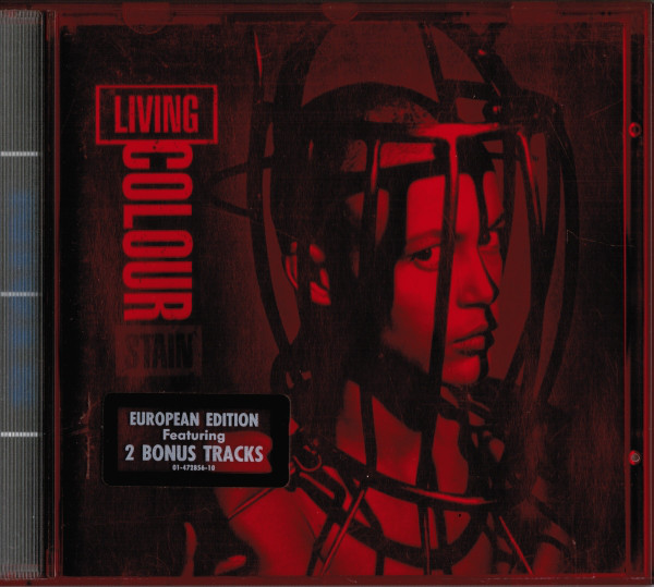 Living Colour - Stain - 1993