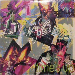 Living Colour - Time's Up - 1990