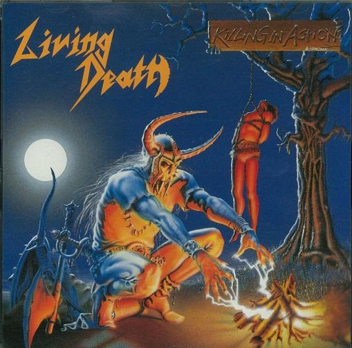 Living Death - Killing In Action - 1991