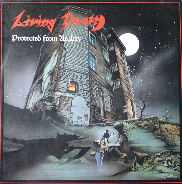 Living Death - Protected From Reality - 1987