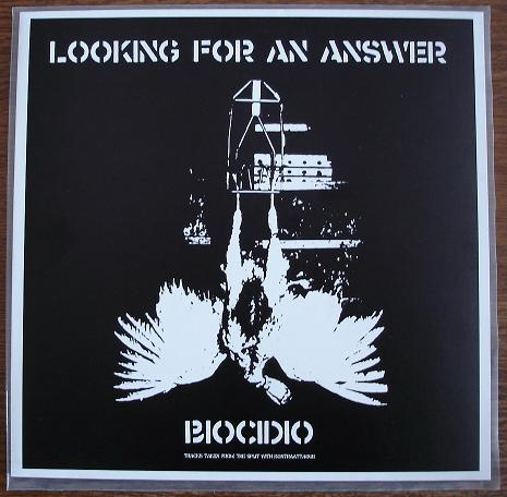 Looking For An Answer - Biocidio 2001