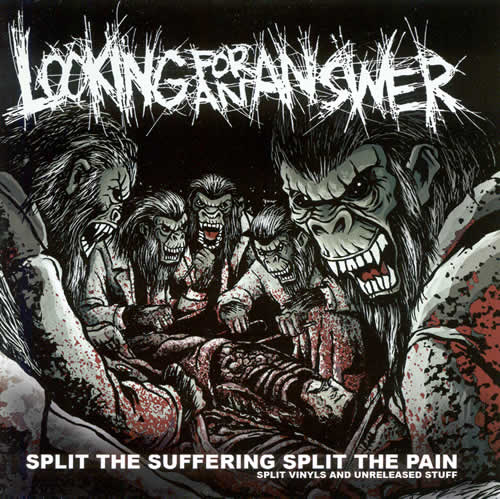 Looking For An Answer - Split The Suffering Split The Pain 2010