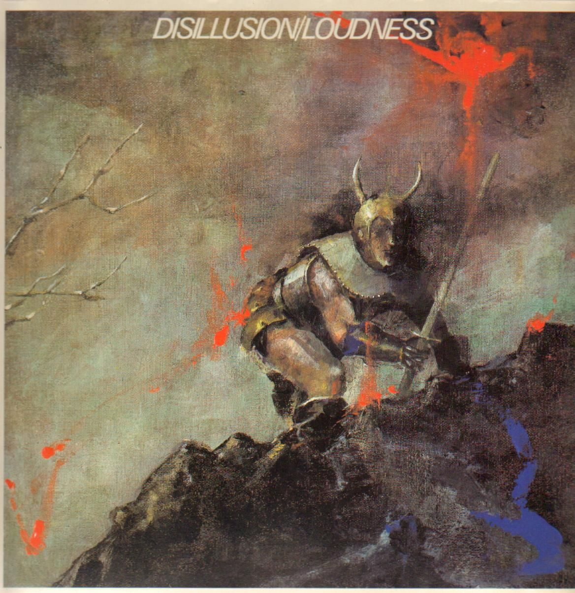 Loudness - Disillusion - 1984