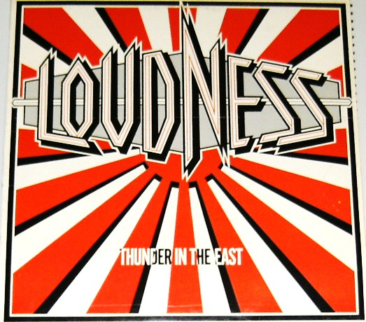 Loudness - Thunder In The East - 1985