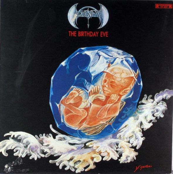 Loudness - The Birthday Eve - 1983