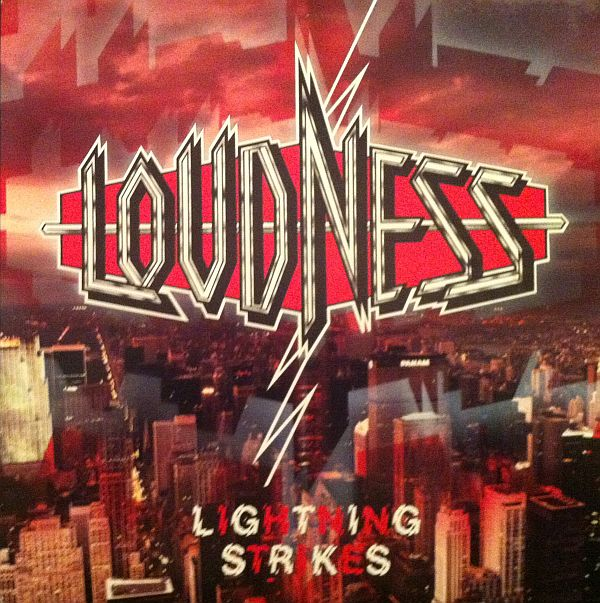 Loudness - Lightning Strikes - 1986