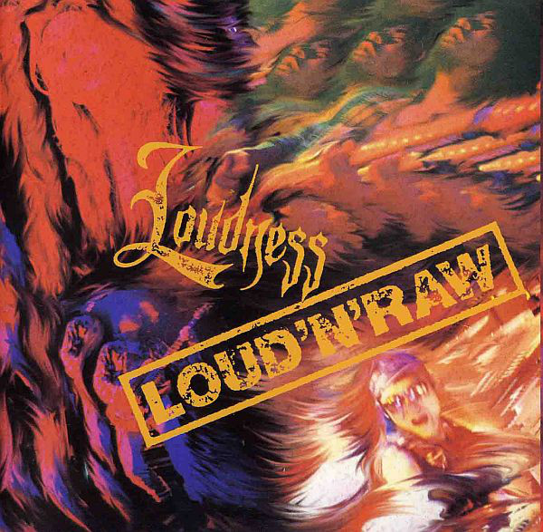 Loudness - Loud 'N' Raw - 1995
