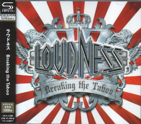 Loudness - Breaking The Taboo - 2006
