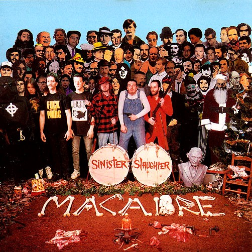 Macabre - Sinister Slaughter - 1993